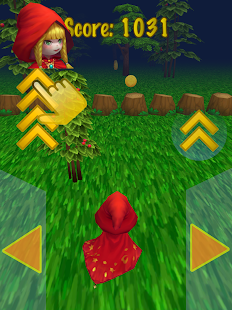 Red Riding Hood: 3D Run