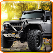 Game Real Dangerous Jeep Hill Climb APK for Kindle
