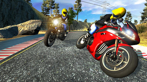 Moto Extreme Racer 3D For PC