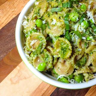 Peas Pasta Vegetarian Recipes