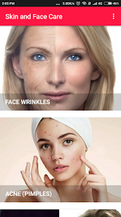 Skin and Face Care - acne, fairness, wrinkles for pc