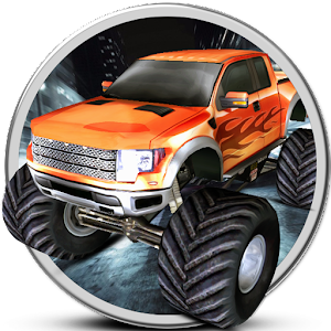Racing Monster Truck Sim 3D