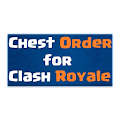 Chest Order for Clash Royale 1.0.9 icon