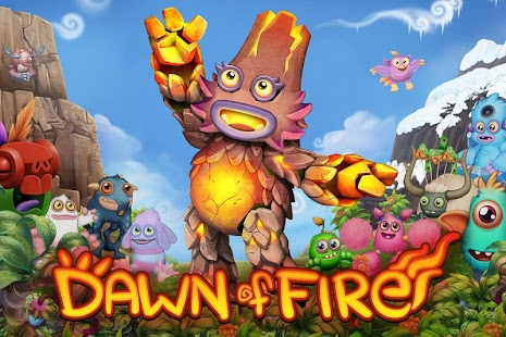 My Singing Monsters DawnOfFire