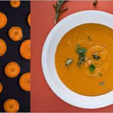 Pureed Carrot Soup