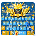 King's Royal Sword Keyboard Theme Icon