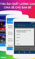 Screenshot of Hát Karaoke Việt Nam 2015
