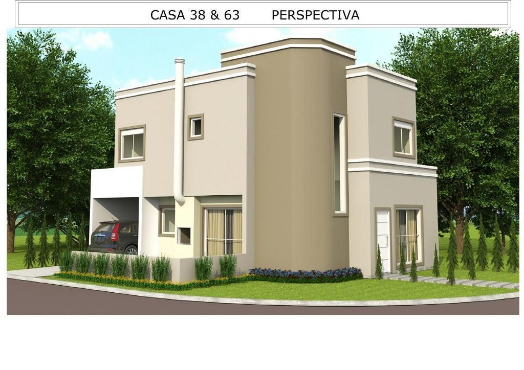 CA0078-CST, Casa de 3 quartos, 145 m² à venda no Campo Comprido - Curitiba/PR