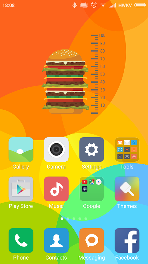 Battery Skin for Zooper Widget Screenshot 4