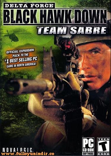 Delta Force: Black Hawk Down: Team Sabre
