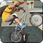 BMX Bicycle Sports Ultimate 2018 Icon