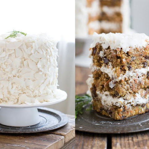 Maple Carrot Cake (Paleo, Gluten-Free)