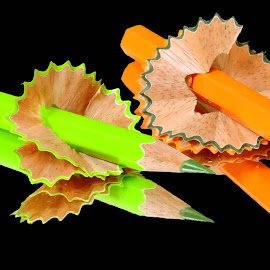 pencils by SANGEETA MENA  - Artistic Objects Other Objects