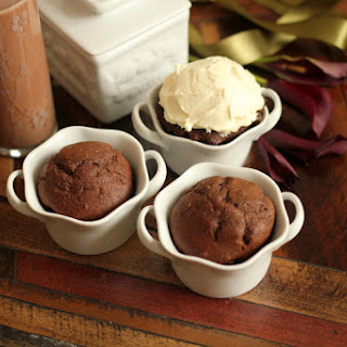 Slow Cooker Chocolate Cupcake
