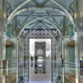Masjid Sultan Mizan Zainal Abidin, Putrajaya by Mohd Fahmi Husen - Buildings & Architecture Other Interior