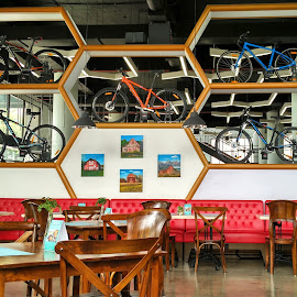 bikes by Ign Hadi - Buildings & Architecture Other Interior