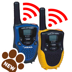 Walkie Talkie WiFi