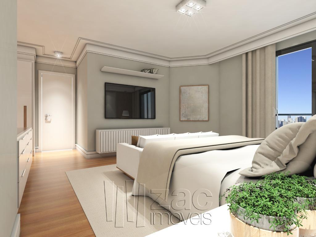 O clássico e o novo convivem neste apartamento e o resultado  é pra lá de incrível!
