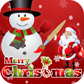 Christmas Greeting Cards Paint APK for Bluestacks