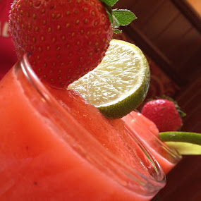 Strawberry Daquiri by Lena DeStefano - Food & Drink Fruits & Vegetables
