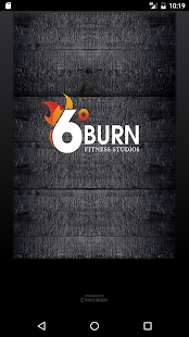 6 Degree Burn Fitness Fitness app screenshot 1 for Android