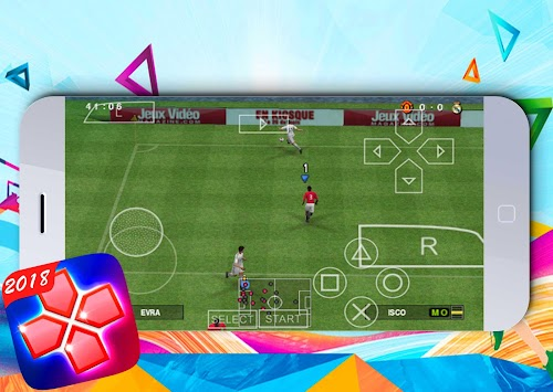 New PPSSPP : Psp Emulator Game Ppsspp 2018 APK screenshot thumbnail 1