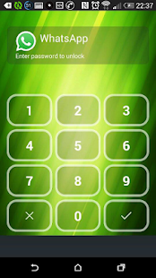 Applock - screenshot