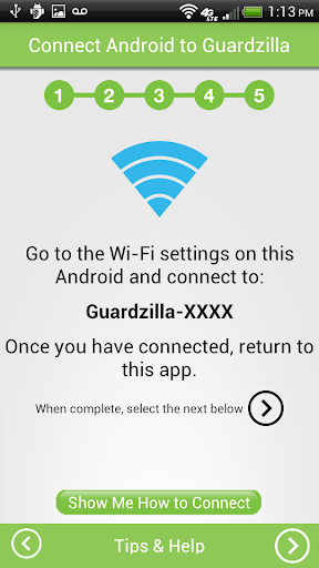 Guardzilla - screenshot