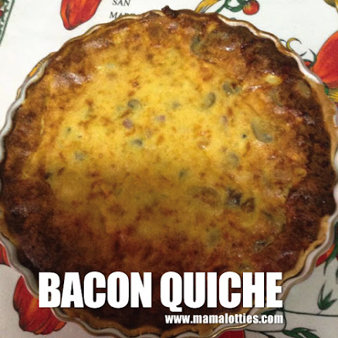 Bacon Quiche