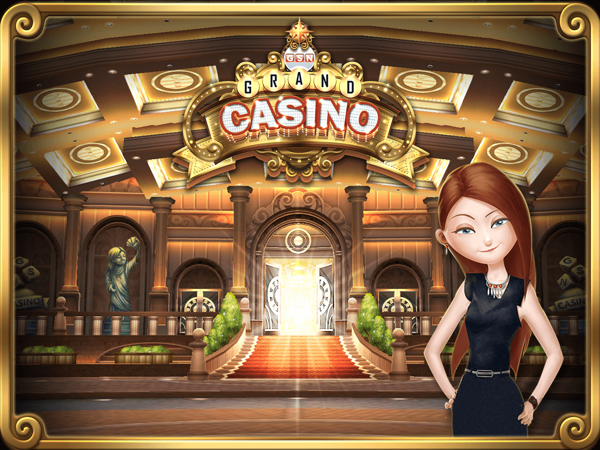 GSN Grand Casino - FREE Slots Screenshot 16
