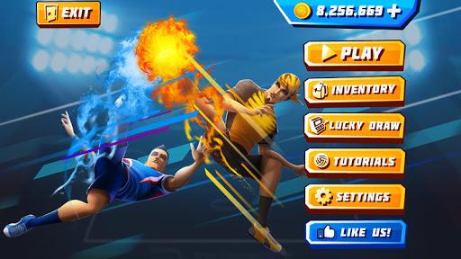 Roll Spike Sepak Takraw - screenshot