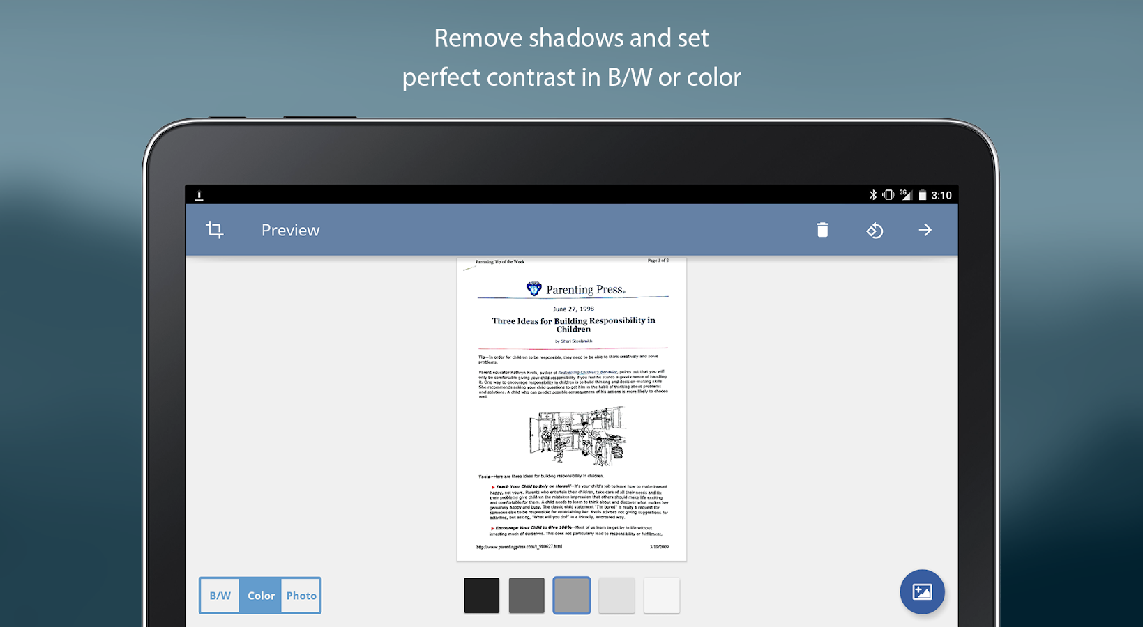 TurboScan: document scanner Screenshot 15