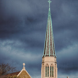 St. Peter's  by Todd Reynolds - Buildings & Architecture Places of Worship