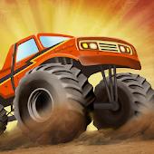Crazy Truck 2 -- Drive Monster Truck Hit Zombie