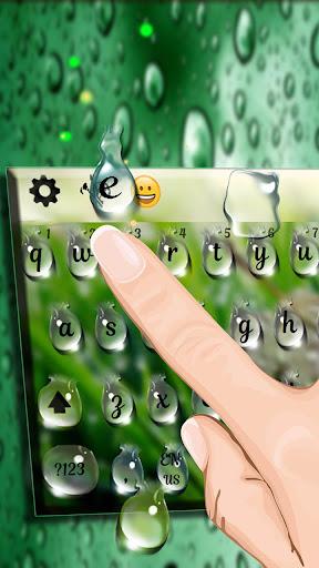 Raindrop Keyboard