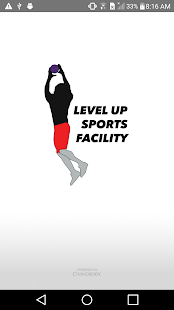 Level Up Sports Facility - screenshot