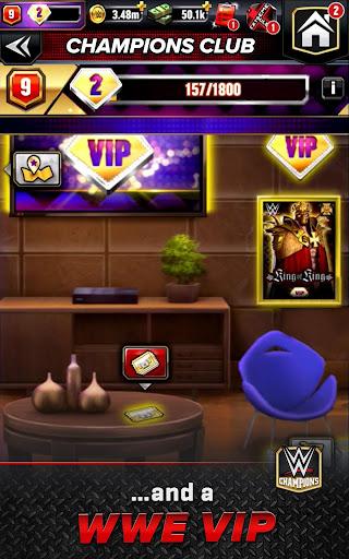WWE Champions - Free Puzzle RPG Game screenshot 15