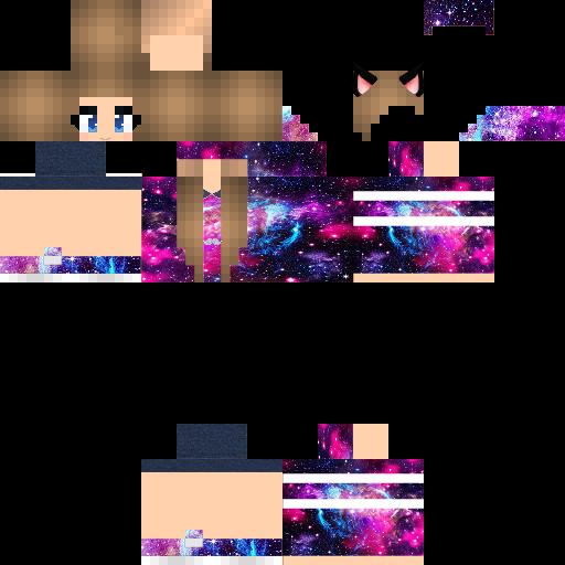 Minecraft Skin Nova Skin