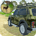 Game Russian Hunting 4x4 APK for Kindle