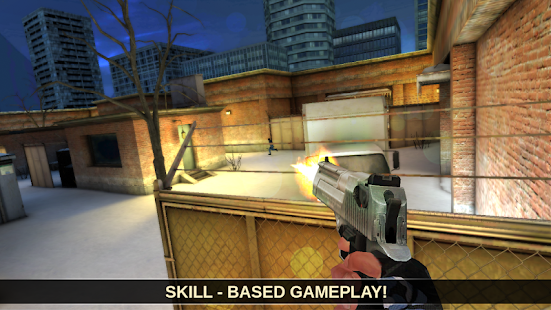 Counter Attack Team 3D Shooter- screenshot thumbnail