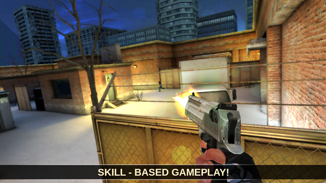 Counter Attack Team 3D Shooter Screenshot 0