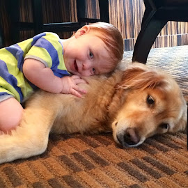 Young Man's Best Friend by Kiki Rossman-Reich - Babies & Children Babies