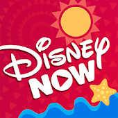 DisneyNOW – TV Shows & Games icon