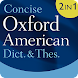 Concise Oxford American & Thes