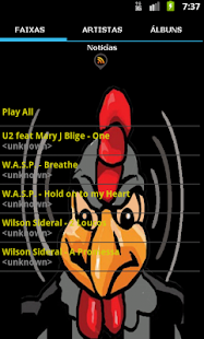 Atletico MP3 Player - screenshot