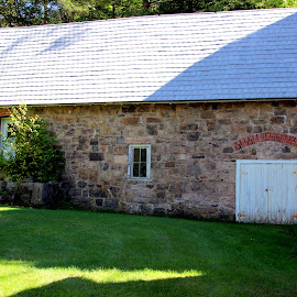 Clove Furnace, Arden, NY 3 by Janet Smothers - Buildings & Architecture Public & Historical