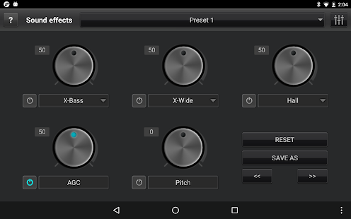 jetAudio Music Player+EQ Plus v7.2.5 Patched LITE Apk
