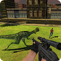 Dino Sniper Hunter : Deadly Dinosaurs APK