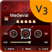 Medieval PlayerPro Skin APK for Bluestacks