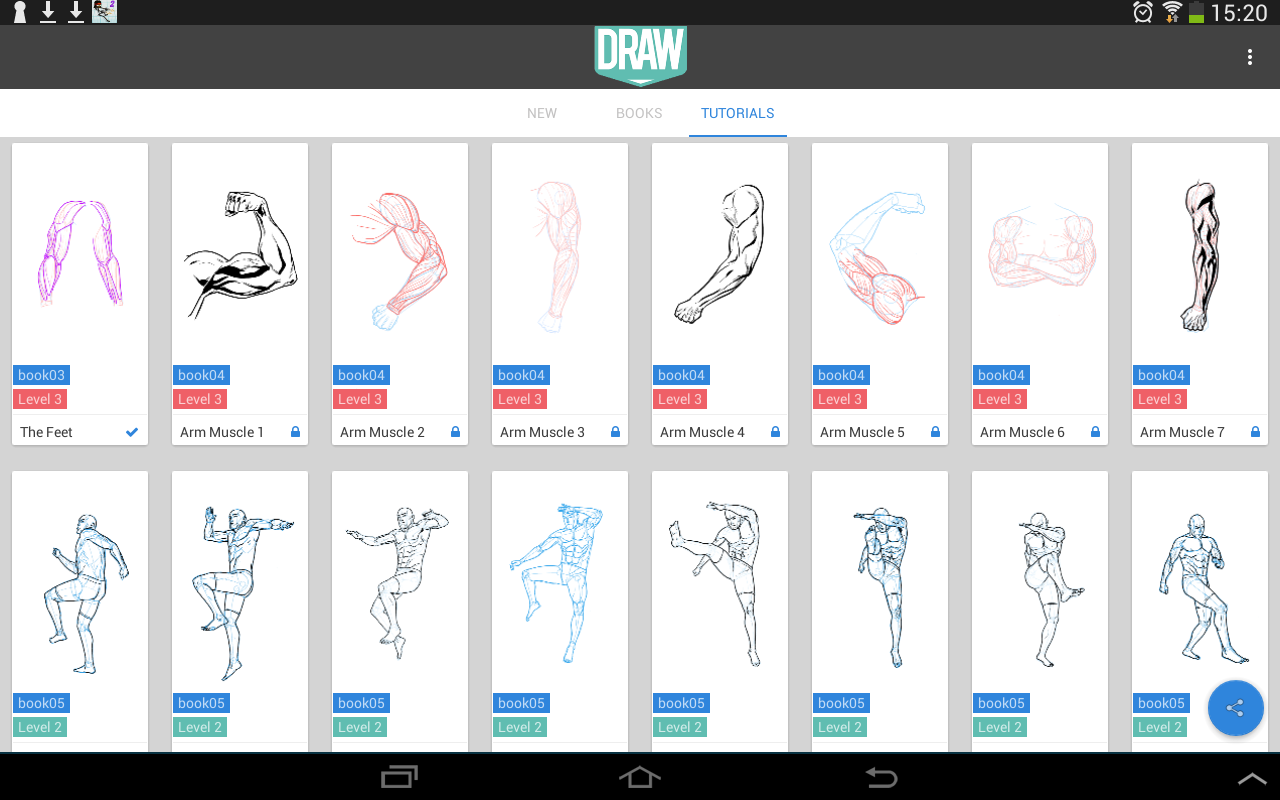 Learn How to Draw Screenshot 11